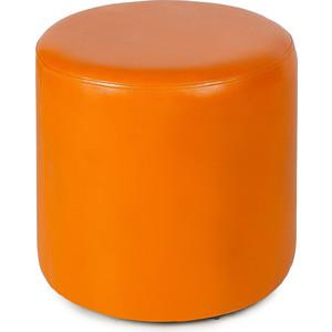 Пуф Вентал Арт ПФ-5 (круглый) оранж пуф вентал арт пф 7 круглый белый