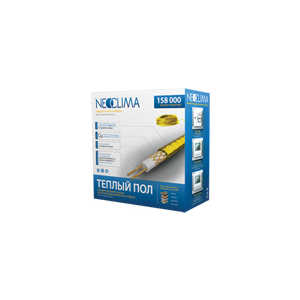 Neoclima NMS105/0,65  нагревательный мат neoclima nmb480 3 0