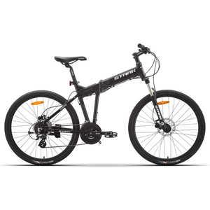 Велосипед Stark Cobra HD черный 17.5