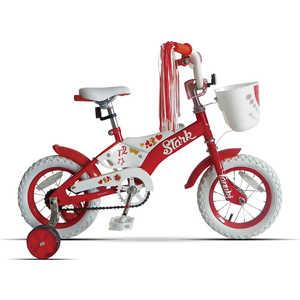 Велосипед Stark Tanuki 12 бело-красно-синий