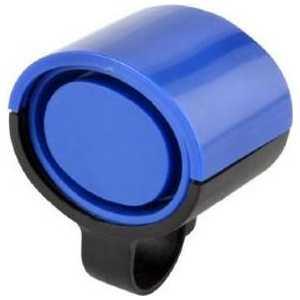 Сигнал Jang Horng JH101B / звуковой электрический, сине/черный, батарейки в компл /
