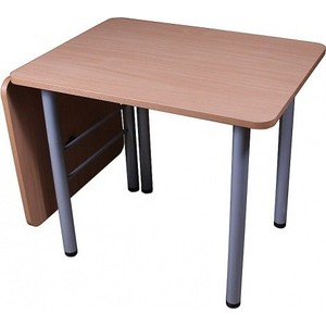 Стол обеденный МегаЭлатон ''Женева-3 прямоугольный'' бук