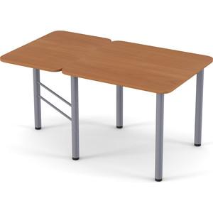 Стол обеденный МегаЭлатон ''Женева-3 прямоугольный'' вишня