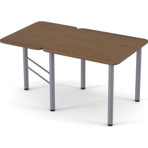 Стол обеденный МегаЭлатон ''Женева-3 прямоугольный'' орех