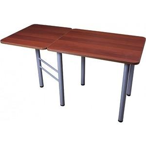 Стол обеденный МегаЭлатон ''Женева-3 прямоугольный'' красный орех