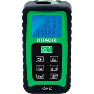 Дальномер Hitachi HDM 80