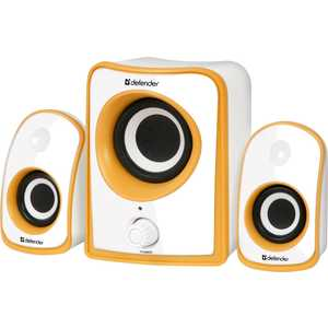 Колонки Defender JamSation S10 White-Orange (65612)