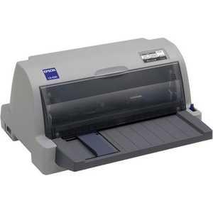 Принтер Epson LQ-630 (C11C480141) принтер матричный epson lq 630