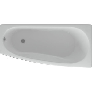Акриловая ванна Акватек Пандора 160х75 правая, фронтальная панель, каркас, слив-перелив акриловая ванна triton бэлла правая