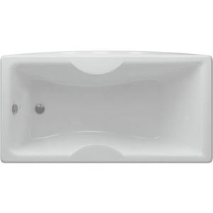 Акриловая ванна Акватек Феникс 170х75 фронтальная панель, каркас, слив-перелив