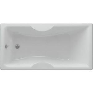 все цены на Акриловая ванна Акватек Феникс 190х90 фронтальная панель, каркас, слив-перелив онлайн