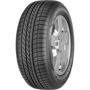 Летние шины GoodYear 265/50 R19 110Y Eagle F1 Asymmetric SUV color block striped button embellished asymmetric top