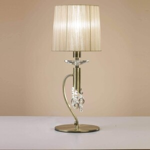 все цены на Настольная лампа Mantra 3888