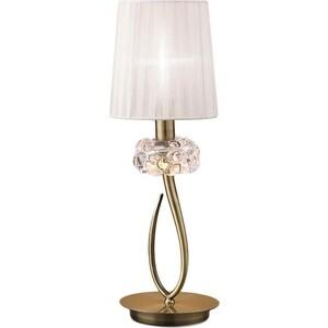 Фото - Настольная лампа Mantra 4737 настольная лампа декоративная mantra loewe 4737