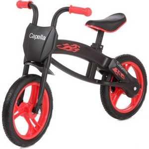 Велобег Capella (черный/красный) (d12'') S-301 RED