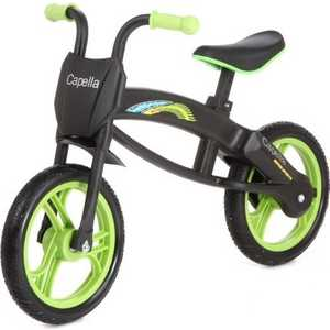Велобег Capella (черный/зеленый) (d12'') S-301 GREEN