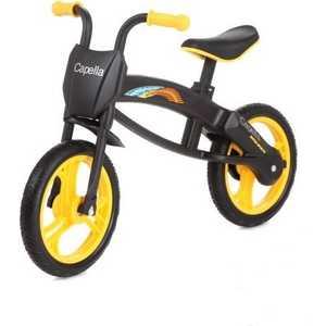 Велобег Capella (черный/желтый) (d12'') S-301 YELLOW