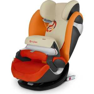Автокресло Cybex Pallas M-fix Gold Line Autumn Gold 515115009
