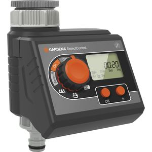 Таймер подачи воды Gardena Select Control (01885-29.000.00) таймер подачи воды gardena multicontrol duo 01874 29 000 00