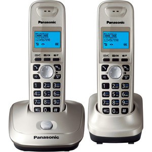 Радиотелефон Panasonic KX-TG2512RUN радиотелефон gigaset a120 white
