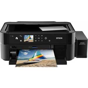 МФУ Epson L850 (C11CE31402) принтер струйный epson l312