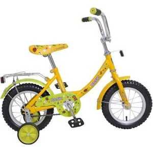 Велосипед Navigator Basic d12 зеленый/желтый ВН12065