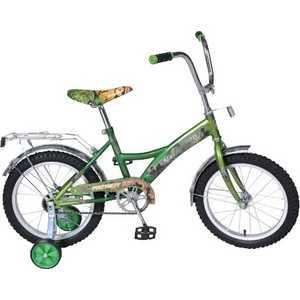 Велосипед Navigator Patriot (d16'') (зеленый) ВН16084