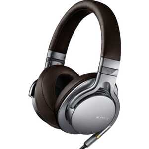 Наушники Sony MDR-1A silver наушники sony mdr 1a черные