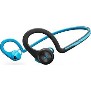 Наушники Plantronics BackBeat Fit black/blue цена и фото