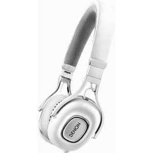 Наушники Denon AH-MM200 white гарнитура denon ah c621r white