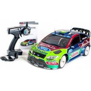 Автомодель Pilotage Ford Focus RS WRC, р/у, (1:18), RTR, 4WD, RC7995