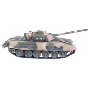 Танк Pilotage ''T72 M1'', р/у, (1:24), серия ''Танковый Бой'', (желтый) с ИК пушкой RC8838
