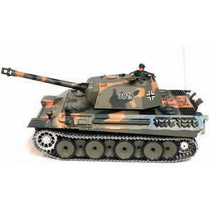 Танк Pilotage ''German Panther'', р/у, (1:16), пневмо пушка RC16181
