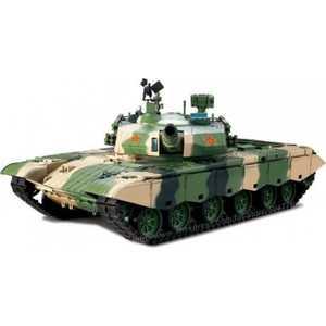 Танк Pilotage ''ZIZ 99MBT'', р/у, (1:16), пневмо пушка RC16193