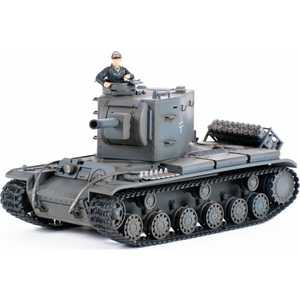 Танк Pilotage ''German Captured Grey Airsoft'', р/у, (1:24), пневмо RC13710