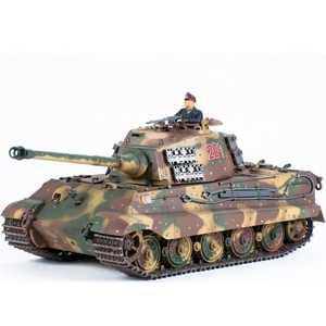 Танк Pilotage ''German King Tiger Airsoft'', р/у, (1:24), пневмо RC13712