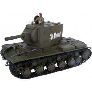 Танк Pilotage KV-2, р/у, (1:24), (зеленый) пневмо пушка RC7981