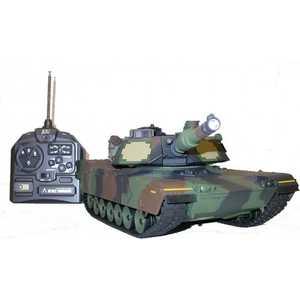 Танк Pilotage ''Abrams'', р/у, (1:24), камуфляж NATO, ИК пушка RC8125