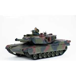 Танк Pilotage ''Abrams'', р/у, (1:24), камуфляж NATO, пневмо пушка RC8126