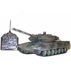 Танк Pilotage Leopard II, р/у, (1:24), камуфляж NATO, ИК пушка RC8129***