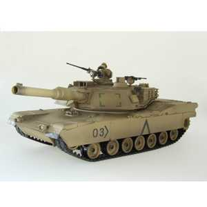 Танк Pilotage ''M1A2 Abrams Desert'', р/у, (1:24), ИК пушка RC9042