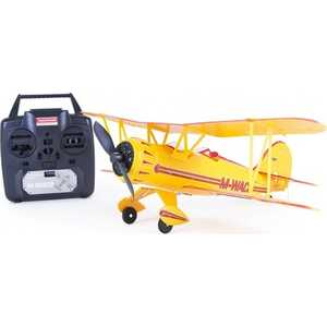 Самолет Pilotage M-WACO, р/у, (желтый) RTF, RC15866