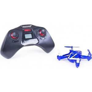 Квадрокоптер Pilotage Skycap micro, р/у, с камерой, (синий) RTF, RC18168