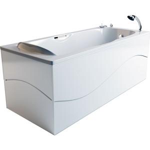 Ванна из литого мрамора Фэма Стиль Алассио 150 150х75 см ванна акриловая jika floreana 150х75