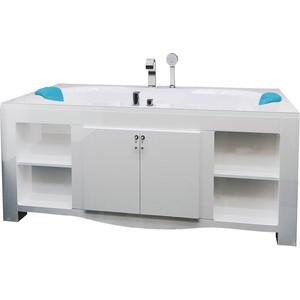 Ванна из литого мрамора Фэма Стиль Бомонд 178х90 см ванна из литого мрамора devon