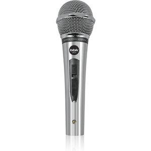 Микрофон BBK CM131, silver