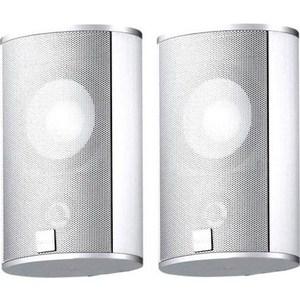 Полочная акустическая система Canton CD 220.3, white high gloss canton sub 10 2 white white fabric cover