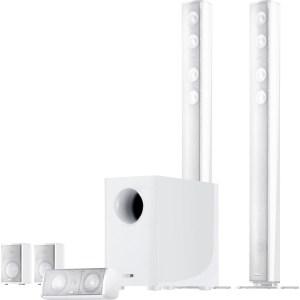 Комплект акустических систем Canton Movie 1050.2, white high gloss