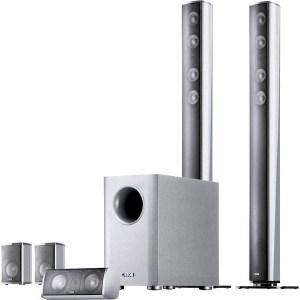 Комплект акустических систем Canton Movie 1050.2, silver