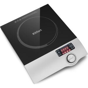 Настольная плита KITFORT KT-108 настольная плита kitfort kt 101 индукционная